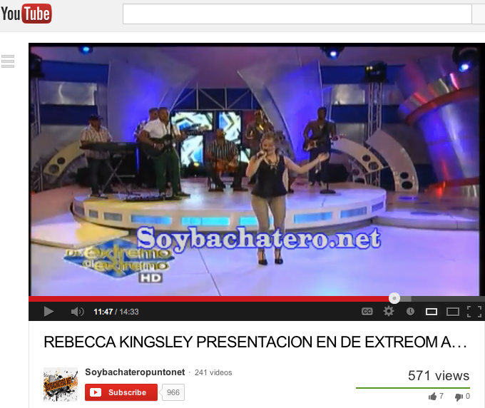 Rebecca Kingsley - De Extremo A Extremo
